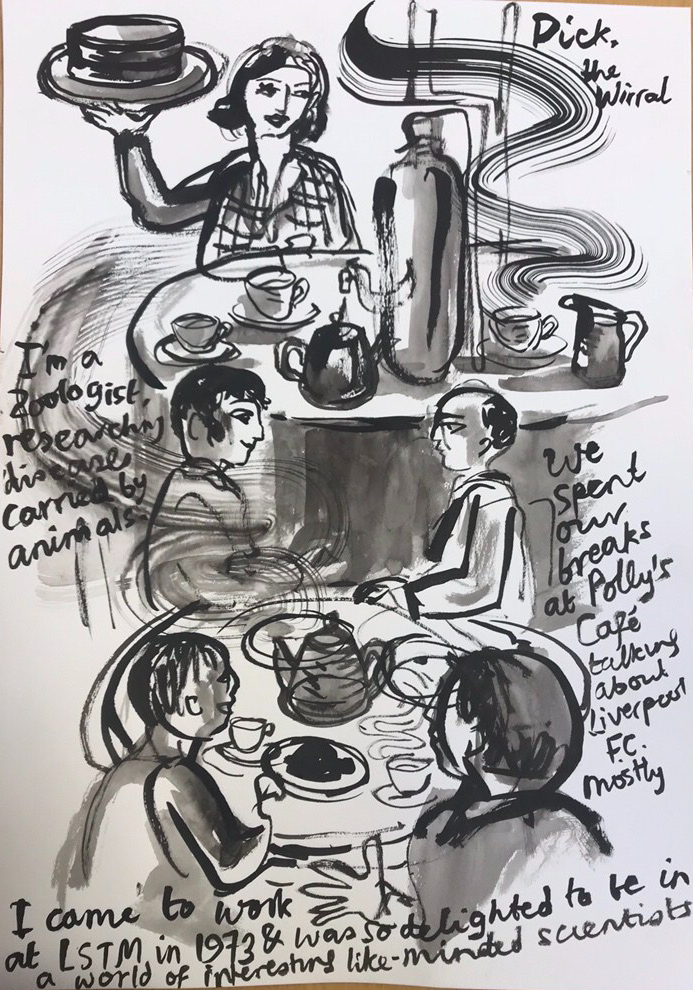 Polly's Cafe